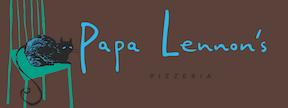 Papa Lennon banner 8x3 small